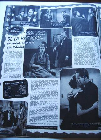 Grace Kelly William Holden Bing Crosby