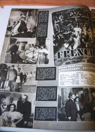 French Cancan Jean Gabin Maria Felix