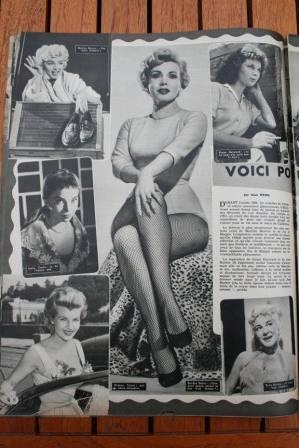 Zsa Zsa Gabor Marilyn Monroe
