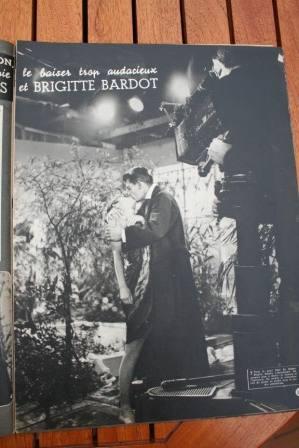 Brigitte Bardot Jean Marais