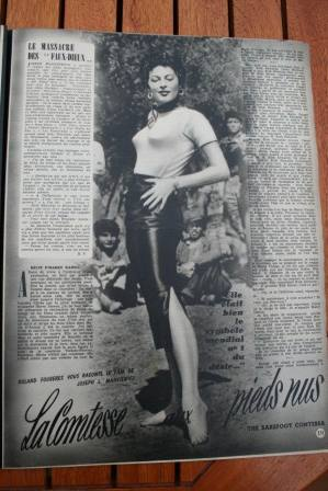 Ava Gardner Humphrey Bogart Barefoot Contessa