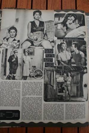Sophia Loren Rik Battaglia La Donna Del Fiume