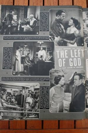 Humphrey Bogart The Left Hand Of God