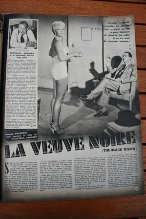 Ginger Rogers Van Heflin Gene Tierney