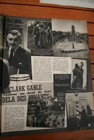 Lana Turner Clark Gable