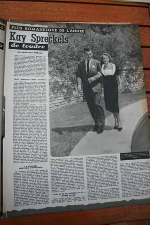 Clark Gable Kay Spreckels