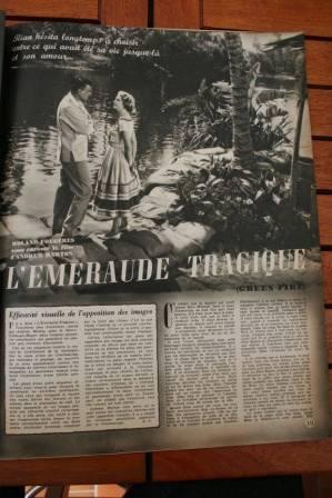 Grace Kelly Stewart Granger Paul Douglas