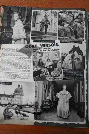 Odile Versois