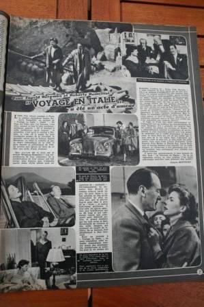 Ingrid Bergman Roberto Rosselini