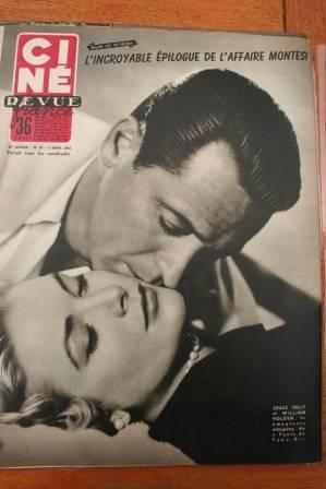 Grace Kelly William Holden