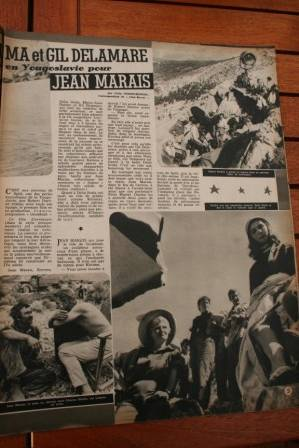 Delia Scala Jean Marais Kerima