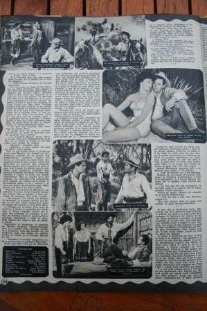 Glenn Ford Ursula Thiess Abbe Lane