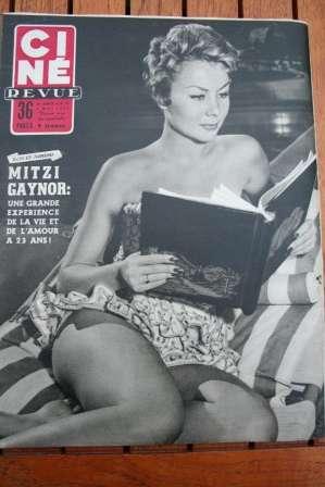 Mitzi Gaynor