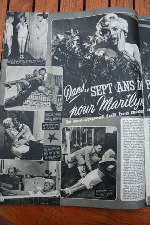 Marilyn Monroe Tom Ewell Seven Year Itch