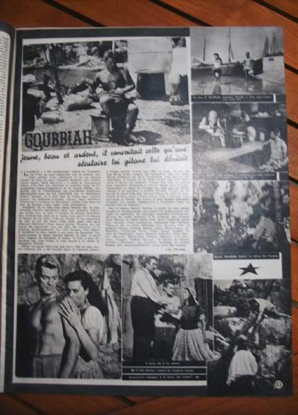 Jean Marais Delia Scala
