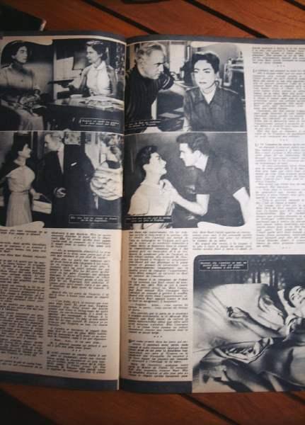 Joan Crawford Cliff Robertson Vera Miles