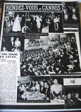 Festival De Cannes 1956
