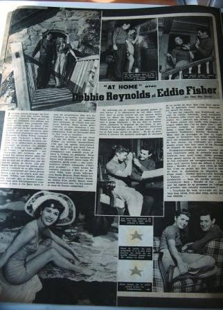 Debbie Reynolds Eddie Fisher