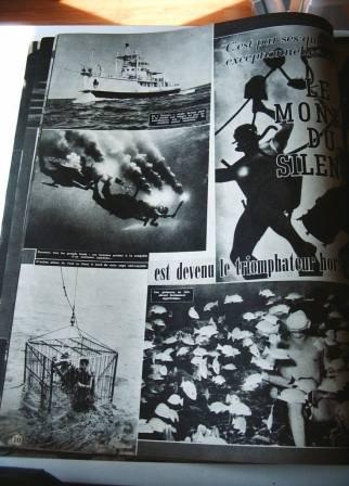 Cousteau Le Monde Du Silence