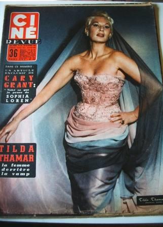 Tilda Thamar