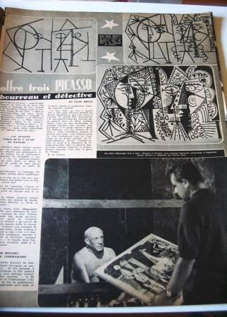 Picasso Clouzot