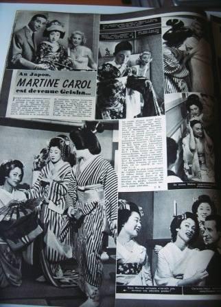 Martrine Carol