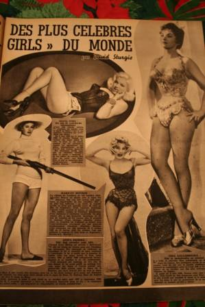 Marilyn Monroe Diana Dors Anita Ekberg