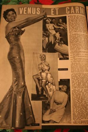 Pearl Bailey Lena Horne Kathrin Dunham