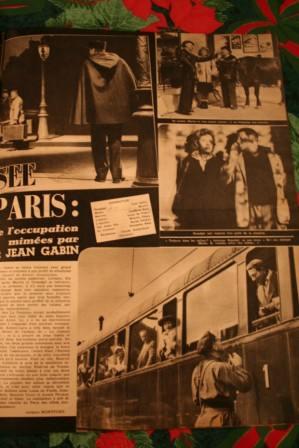 Jean Gabin Bourvil La Traversee De Paris