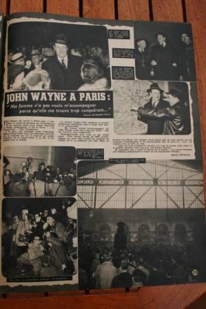 John Wayne In Paris