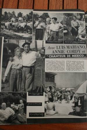 Luis Mariano Annie Cordy Bourvil