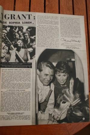 Sophia Loren Cary Grant