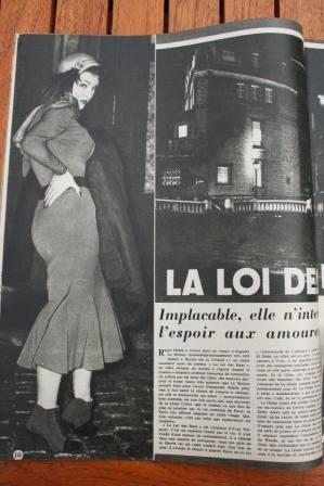Silvana Pampanini Jean Louis Trintignant
