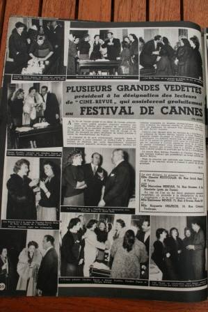 Festival Of Cannes 1956
