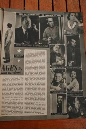 Humphrey Bogart Fredric March Martha Scott