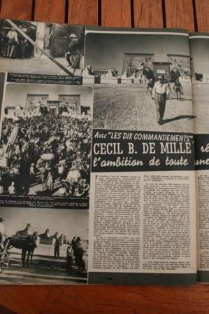 Cecil B. De Mille The Ten Commandments