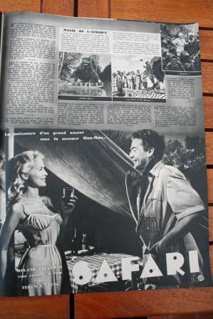 Victor Mature Janet Leigh