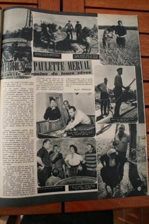 Paulette Merval Marcel Merkes