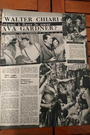 Ava Gardner Walter Chiari