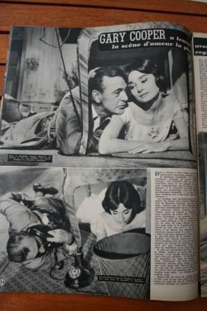 Gary Cooper Audrey Hepburn