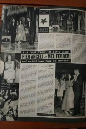 Pier Angeli Mel Ferrer