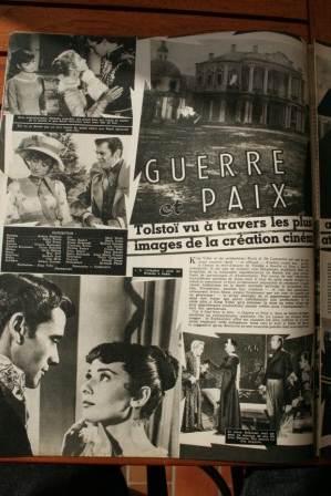 Audrey Hepburn Mel Ferrer Henry Fonda