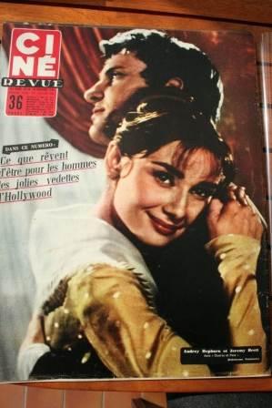 Audrey Hepburn Jeremy Brett