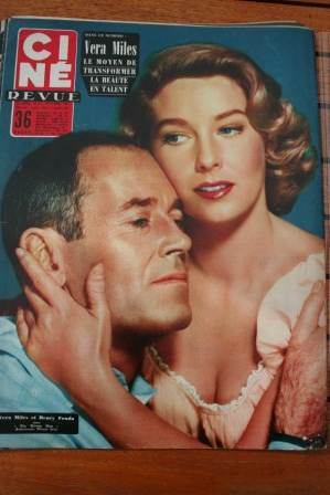 Vera Miles Henry Fonda