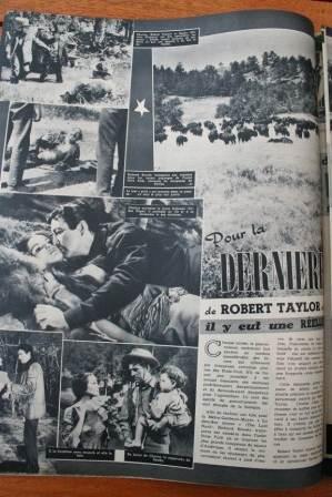 Robert Taylor Stewart Granger
