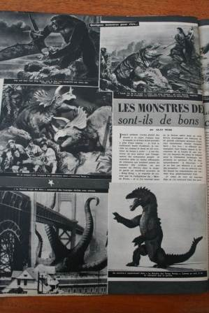 Monsters - King Kong The Lost Continent