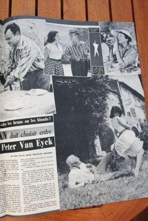 Peter Van Eyck Francoise Fabian