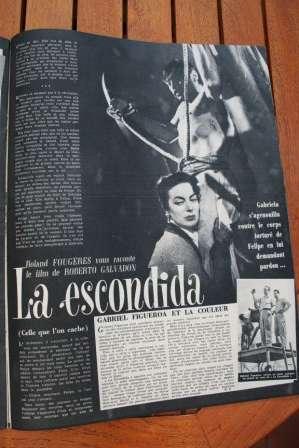 Maria Felix Pedro Armendariz La Escondida