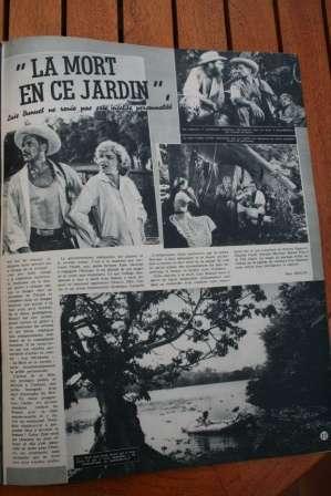 Simone Signoret Charles Vanel Michel Piccoli