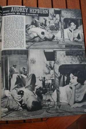 Audrey Hepburn Gary Cooper